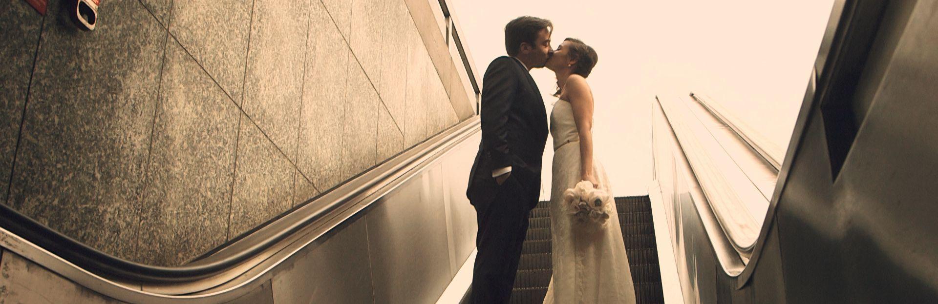 mariage, film, vidéo, caméraman, réalisateur