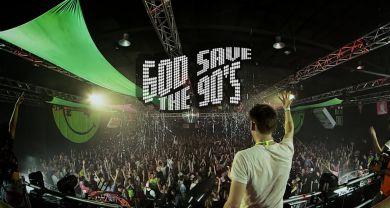 DK Production : Caméraman, réalisateur, monteur à Liège, Belgique: God Save The 90's - Vol.14 @ Brussels Event Brewery