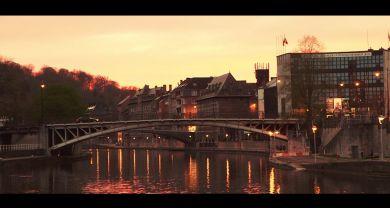 DK Production : Caméraman, réalisateur, monteur à Liège, Belgique: Documentaire: Namur - Croisière sur la Meuse