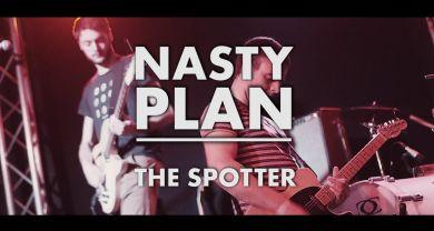 DK Production : Caméraman, réalisateur, monteur à Liège, Belgique: Clip Nasty Plan - The Spotter [OFFICIAL VIDEO CLIP]