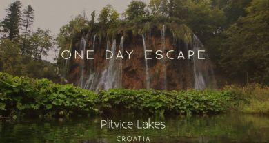 DK Production : Caméraman, réalisateur, monteur à Liège, Belgique: Documentaire One Day Escape - Plitvice Lakes, Croatia