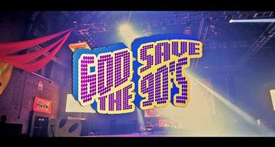 DK Production : Caméraman, réalisateur, monteur à Liège, Belgique: Aftermovie God Save The 90's LIEGE EDITION #8
